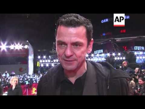 Stars arrive for the closing ceremony of the 62nd Berlin Film Festival