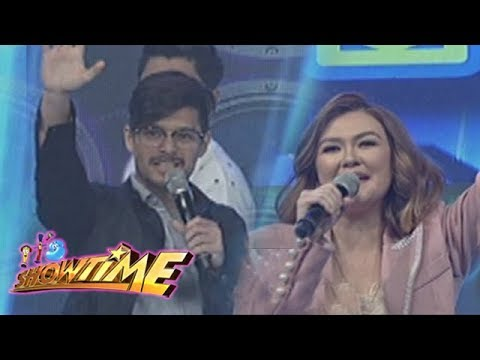 It's Showtime: Angelica and JC join the 'FUNanghalian' of It's Showtime