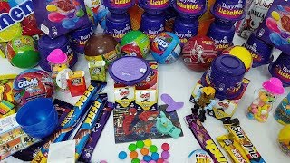 LOT'S OF CANDIES,LICKABLES, KINDER JOY SURPRISE EGGS AND MORE CHOCOLATE thumbnail