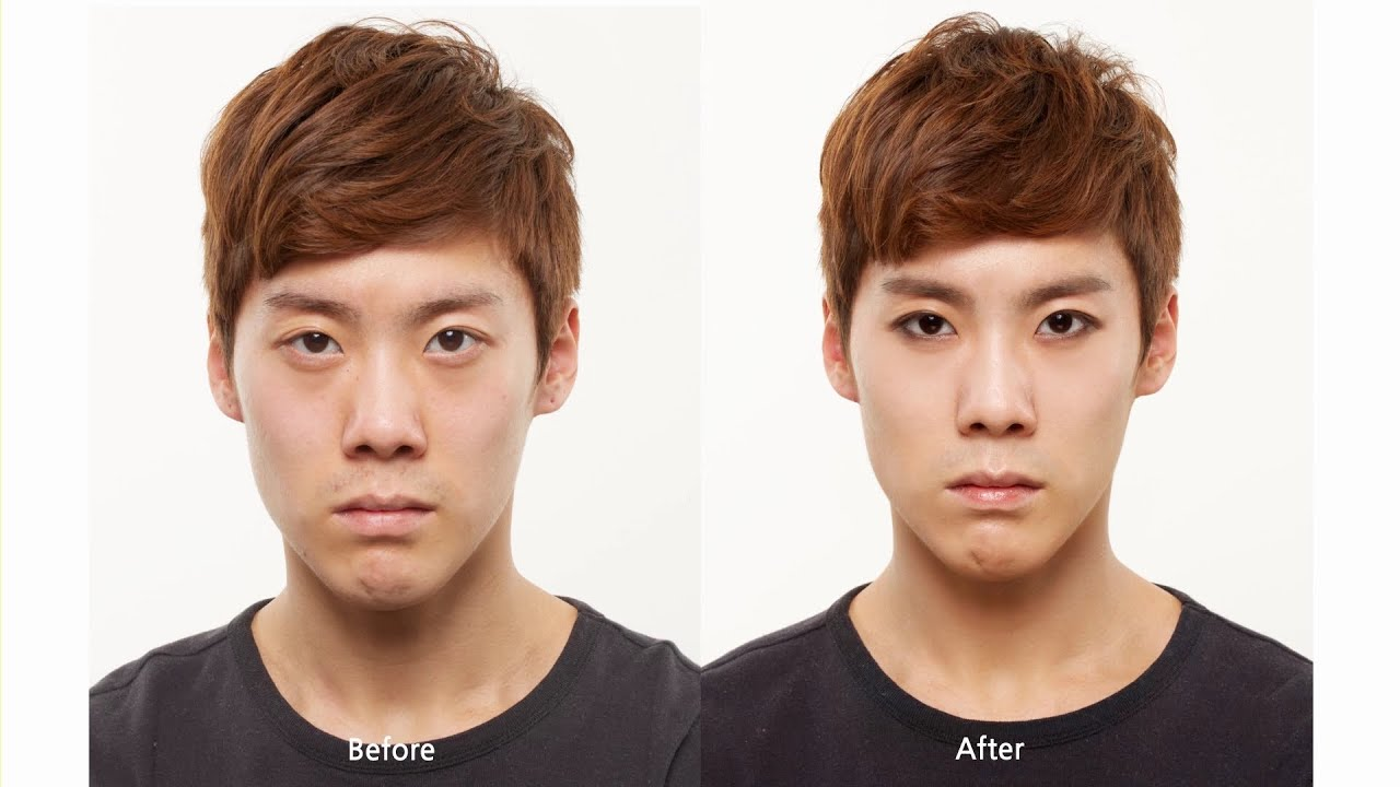 Kpop Makeup For Guys Male-K-pop Star Makeup