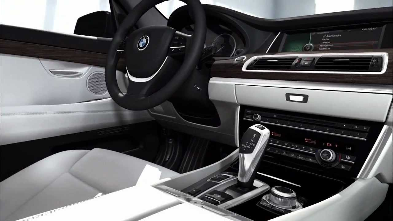 2013 BMW 5 Series GT New Gran Turismo In Detail Interior