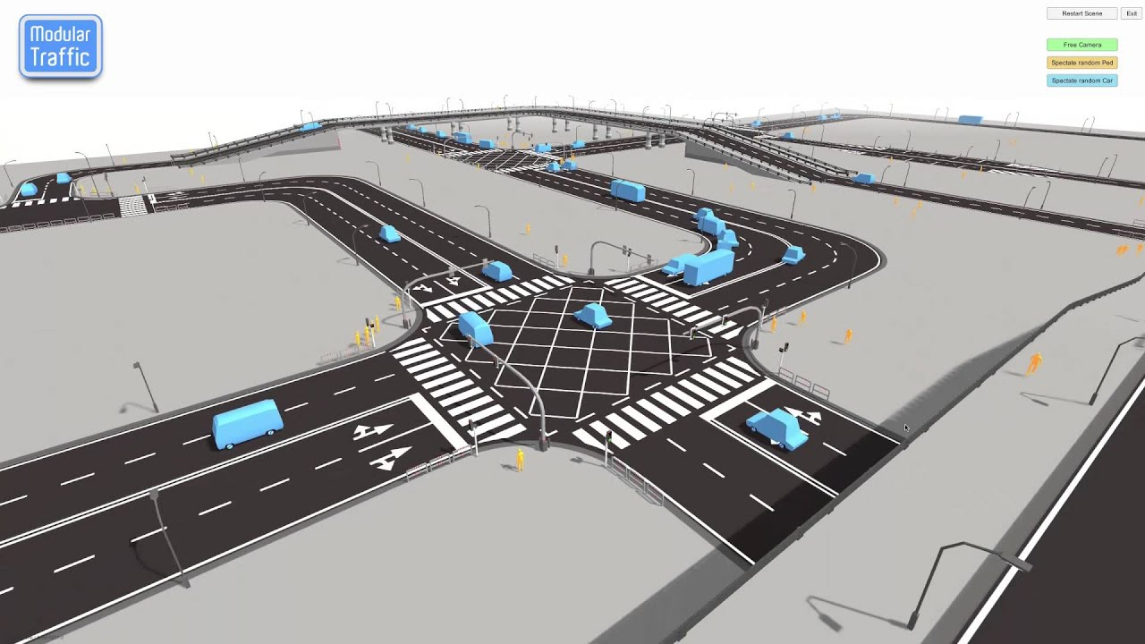 Modular Traffic v1 - YouTube - photo#47