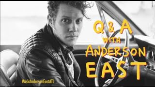 Ask Atlantic: Q&A with Anderson East