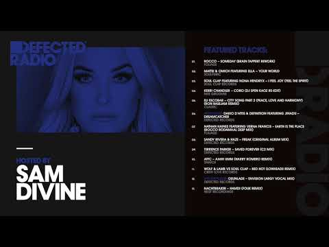Defected Radio Show presented by Sam Divine - 30.03.18