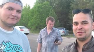 Drag Race во Пскове, Васян с Керосином, Гошан не поехал, дела...