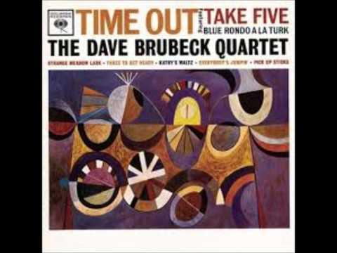 THE DAVE BRUBECK QUARTET -Angel Eyes -