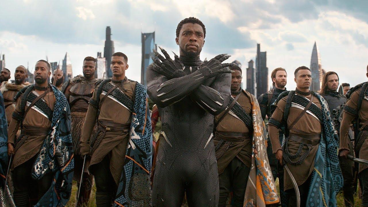 Download Black Panther (2018) - Best Scenes