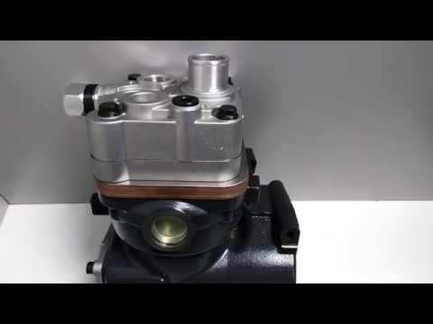 Воздушный компрессор МАН ТГА 1200016001 VADEN