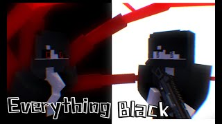 Trap Nation - Everything Black การ์ตูน Minecraft Caroller Animation