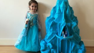 Frozen Toys - Reenacting The Movie With Elsa, Anna, Olaf, Hans, Kristoff and Sven!