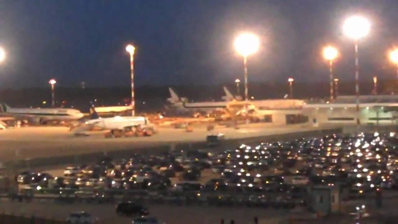 Aeroporto Milano Malpensa : Aeroporto milano malpensa t una sera di agosto youtube