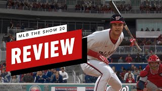 MLB The Show 20 Review (Video Game Video Review)