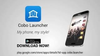 Cobo Launcher Easy Beautify
