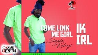 Sizzla - Come Link Me Girl [Reggae Sax Riddim] July 2017