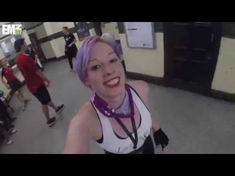 Running London - Tube station style - YouTube