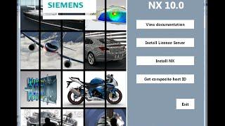 Siemens NX 10 Installation