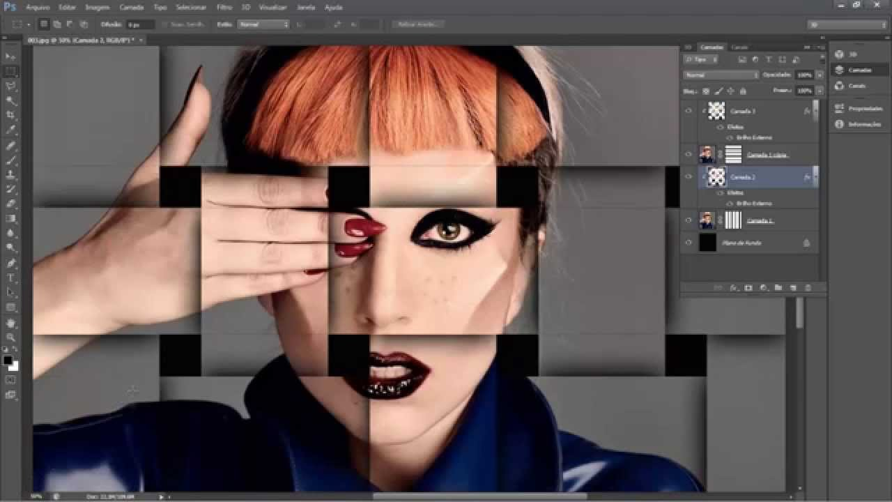 Criar colagens e montagens | Photoshop, Photoshop Elements