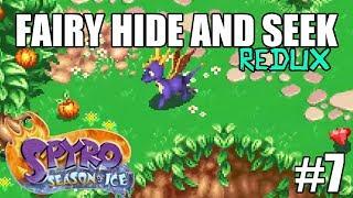 Spyro: Season of Ice #7 - Find ALL the 99 Fairies! (GBA, 2001)
