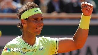 2019 French Open: Rafael Nadal vs. Dominic Thiem final preview | NBC Sports