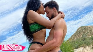 Steph Curry Posts Sexy Photo With Wife Ayesha Curry: 'Vacation Vibes'