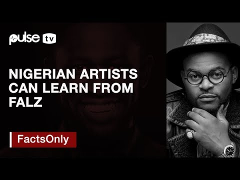 """Nigerian artistes have a lot to learn from Falz"" – Watch a New Episode of 'Facts Only with Osagie Alonge'"