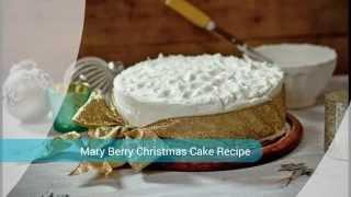 Berry Cake Recipe