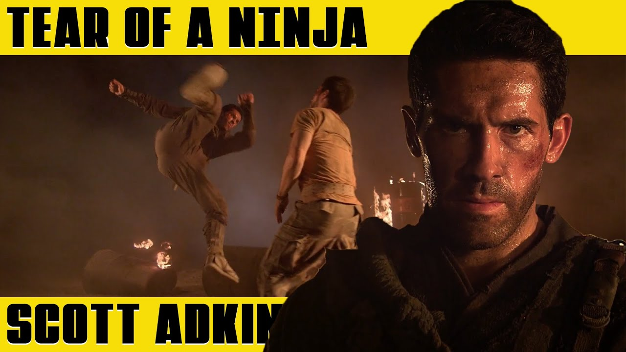 Download SCOTT ADKINS Attack on the Compound | NINJA SHADOW OF A TEAR (2013)