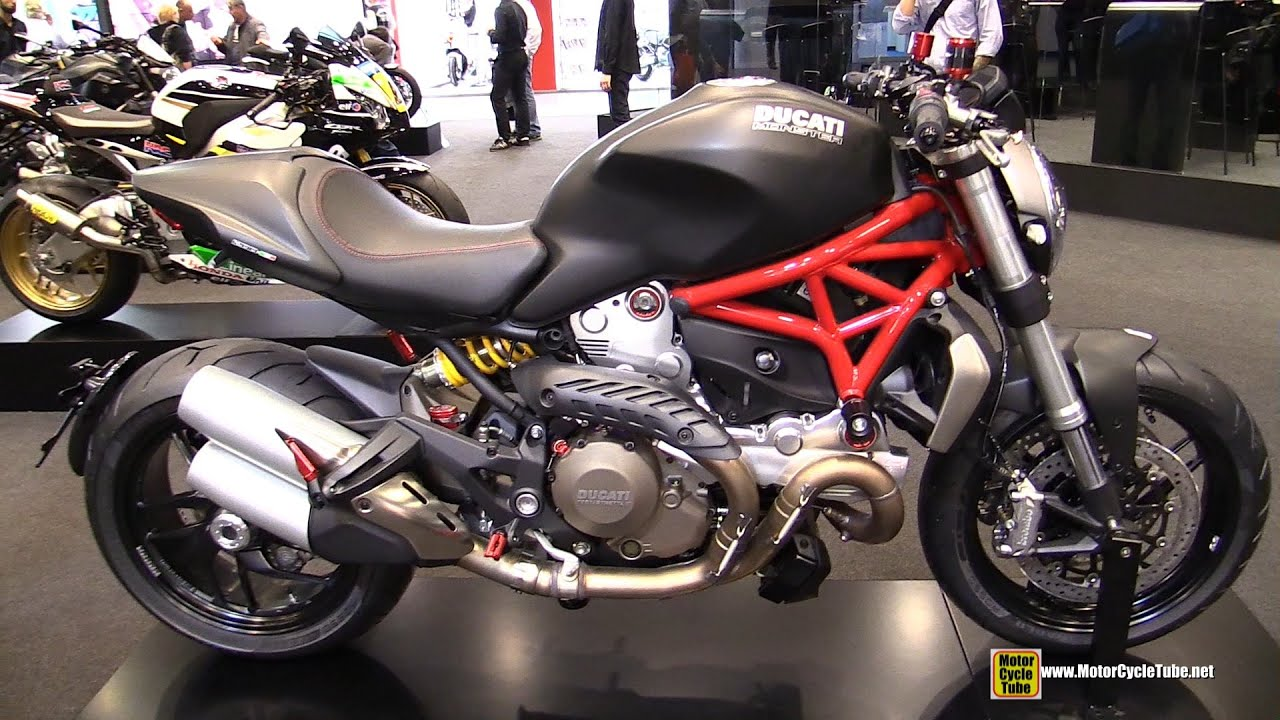 2015 ducati monster 1200 customizedrizoma - walkaround - 2014