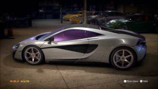 Need for Speed 2015 (PS4) - Custom Acceleracers Cars