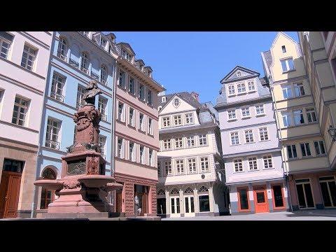 Neue Frankfurter Altstadt ist endlich fertig