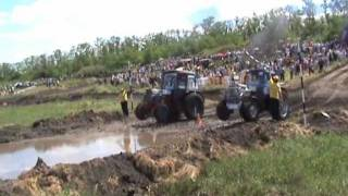 "Гонки на тракторах ""Бизон трек шоу 2011"""
