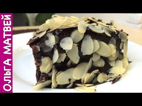 Простой Торт со Сметаной   A Simple Cake with Sour Cream