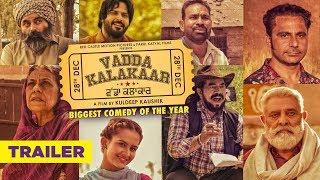 VADDA KALAKAAR Official Trailer 2018 | Alfaaz, Roopi Gill, Yograj Singh - yt to mp4