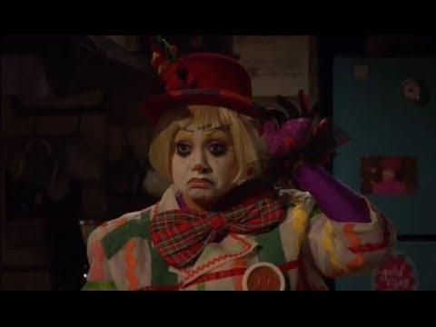 Ravens's Home - Fears of a Clown - Raven the Sad Clown - CLIP