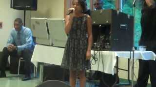 Aya Reed Sings - You Were Meant for Me (by Donny Hathaway)