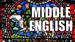 Repeat youtube video Prologue to the Canterbury Tales in Middle English