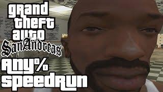 *NEW* GTA San Andreas Any% Speedrun