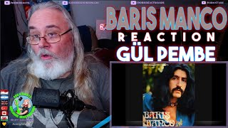 Baris Manco Reaction - gül pembe - First Time Hearing - Requested