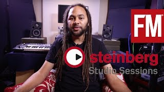 Steinberg Studio Sessions: Owen The Geek – Part 2