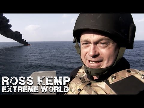 Ross Kemp In Search of Somali Pirates - Piracy in Somalia   Ross Kemp Extreme World