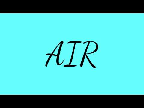 ELEMENTALS Video Intro