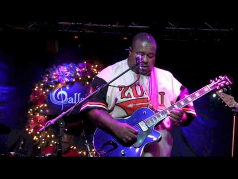 ''BUCK NAKED'' - LARRY McCRAY BAND @ Callahan's, Nov 2016