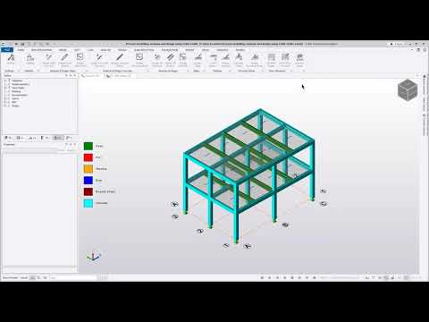 Precast modeling, analysis and design using Tekla Tedds