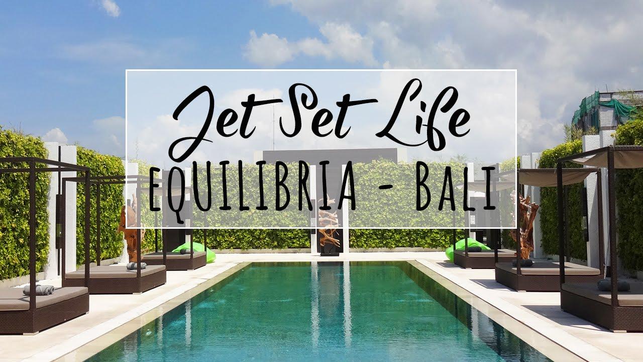 Equilibria Seminyak Bali Hotel Villa Tour Youtube