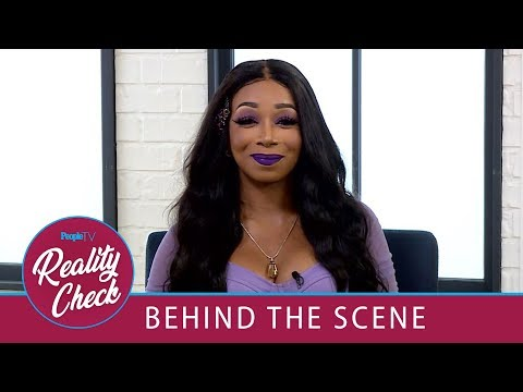 Tiffany Pollard Takes Us Behind The Scenes Of Her Greatest 'HBIC' Moments | PeopleTV