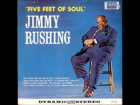 Jimmy Rushing -  Five Feet Of Soul ( Full Album )