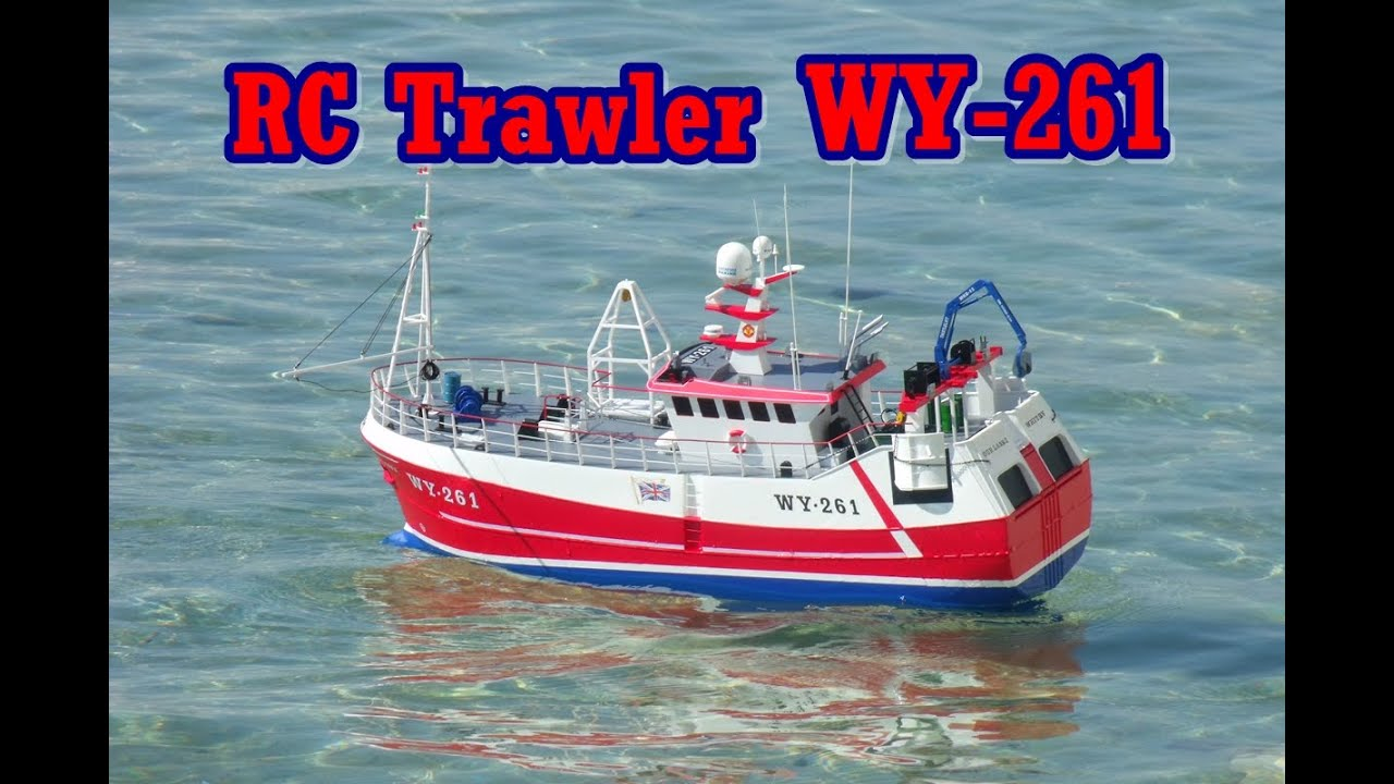 Rc fishing trawler images galleries for Rc fishing boat