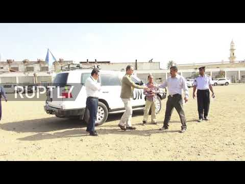 Yemen: Houthis begin withdrawal from Hodeidah port as part of UN peace deal