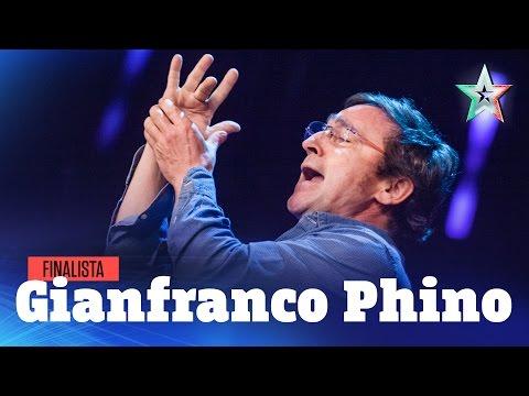 Gianfranco Phino, monologo jazz