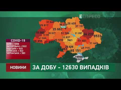 Коронавирус в Украине: статистика за 18 декабря